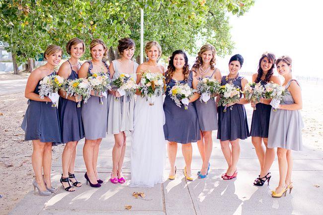 blue grey wedding colors royal bridesmaid dresses the paula deen linen king steel magnolia bed home bedroom set