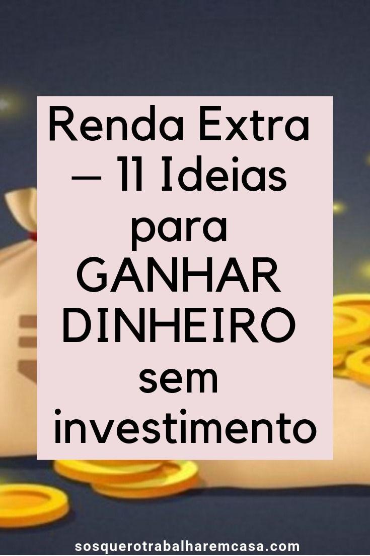 bitcoin em que você está investindo como ganhar dinheiro online sem qualquer investimento na portugal