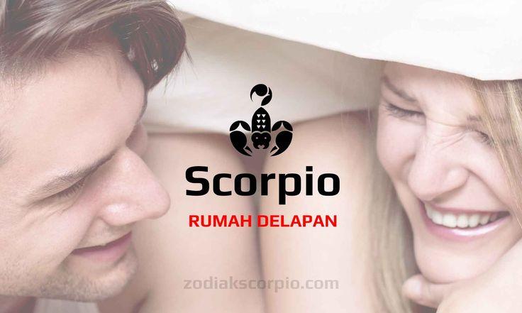 Rasi Bintang Scorpio dan Rumah Kedelapan