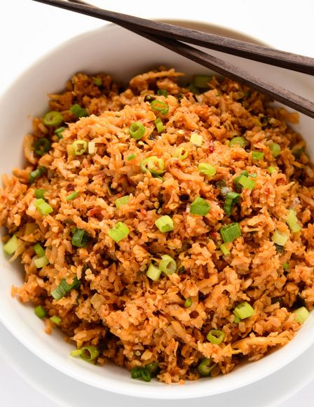 coliflor arroz