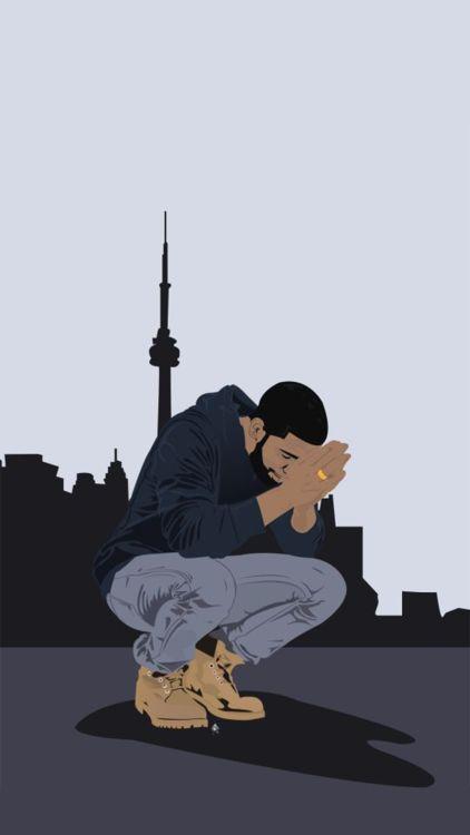 Best 25 tumblr iphone wallpaper ideas on pinterest - Drake collage wallpaper ...
