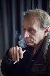 Houellebecq green smoke