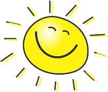 Sun, Happy, Sunshine, Golden, Yellow