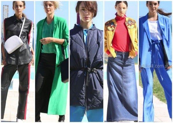Anticipo Colecciones otoño invierno 2018 – Argentina | Noticias de Moda Argentina