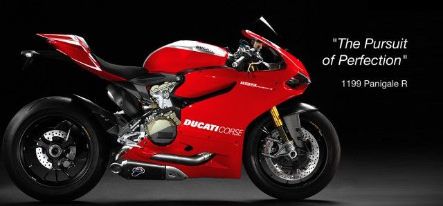 """2013 Ducati 1199 Panigale R """"The pursuit of perfection"""""""