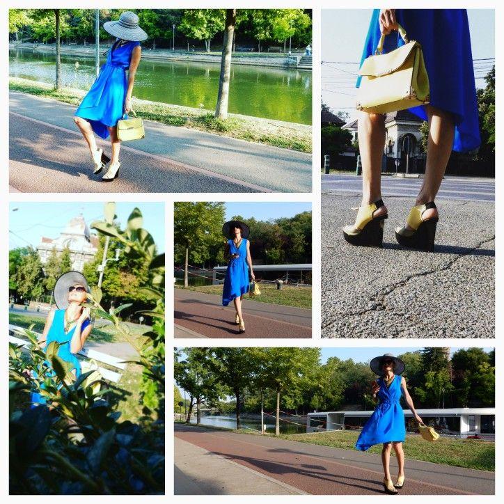I'm blue 😊🖤🖤