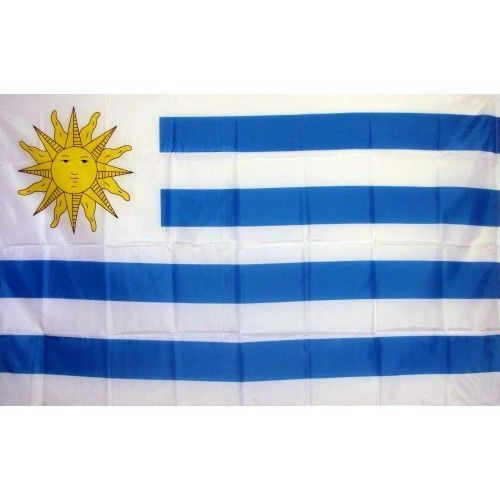 Uruguay Country Traditional Flag