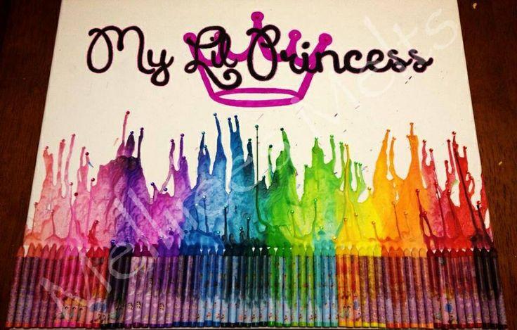 Custom made: my lil princess