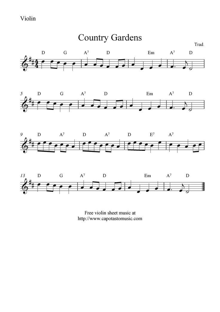 Free violin sheet music violin sheet music and music