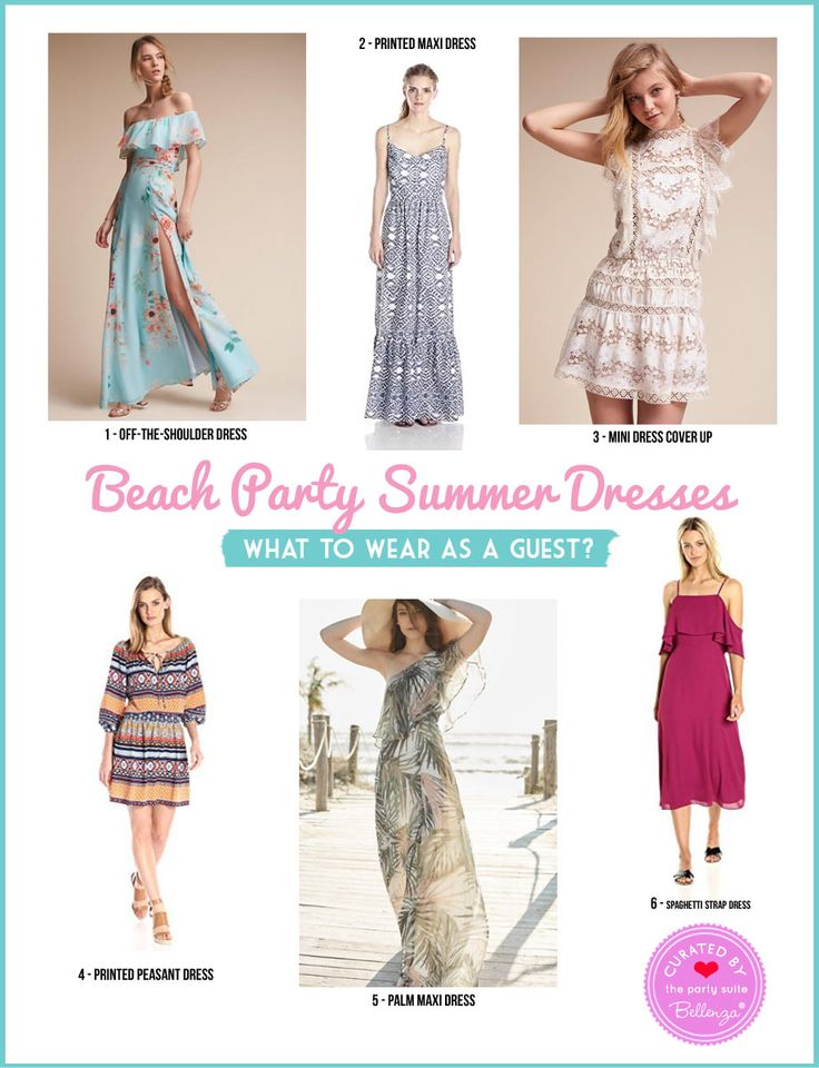We were thinking of Malibu in this post: http://www.bellenza.com/party-ideas/style/6-beach-party-dresses-whats-guest-wear