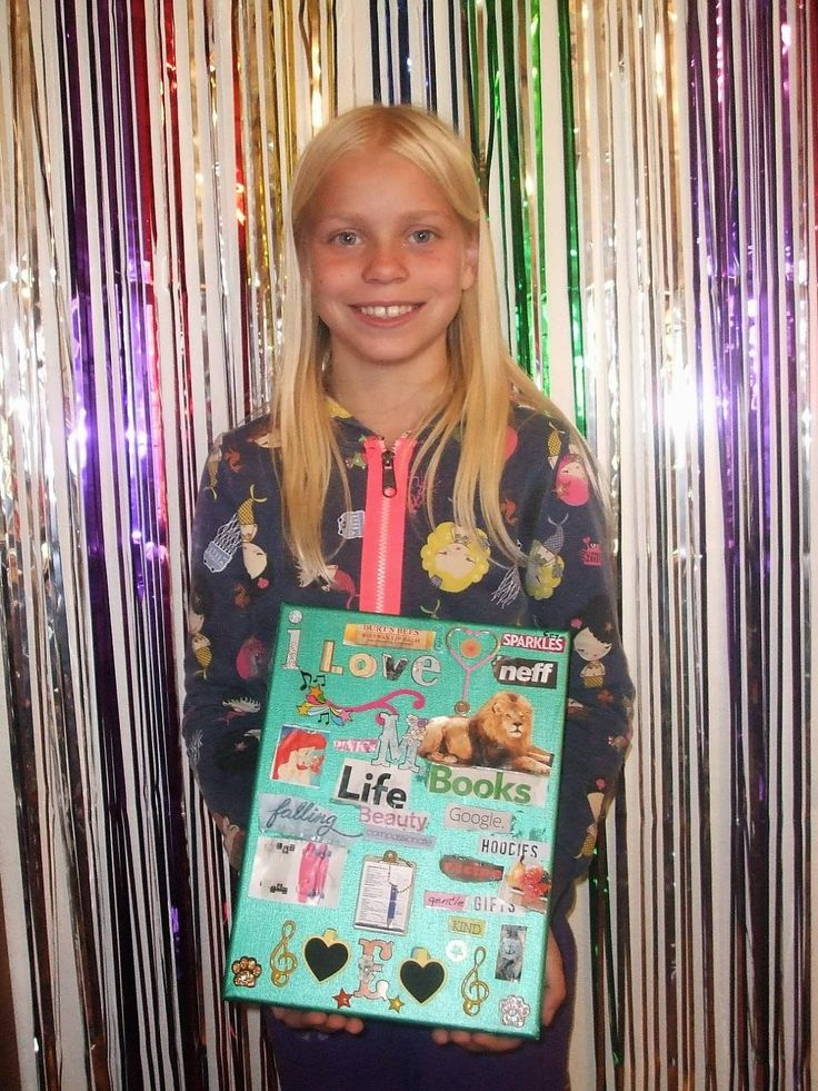 Junior Amuse Journey - make poster divided in fourths and labels I am, I can, I love, I will and decorate from magazines, drawings, etc.
