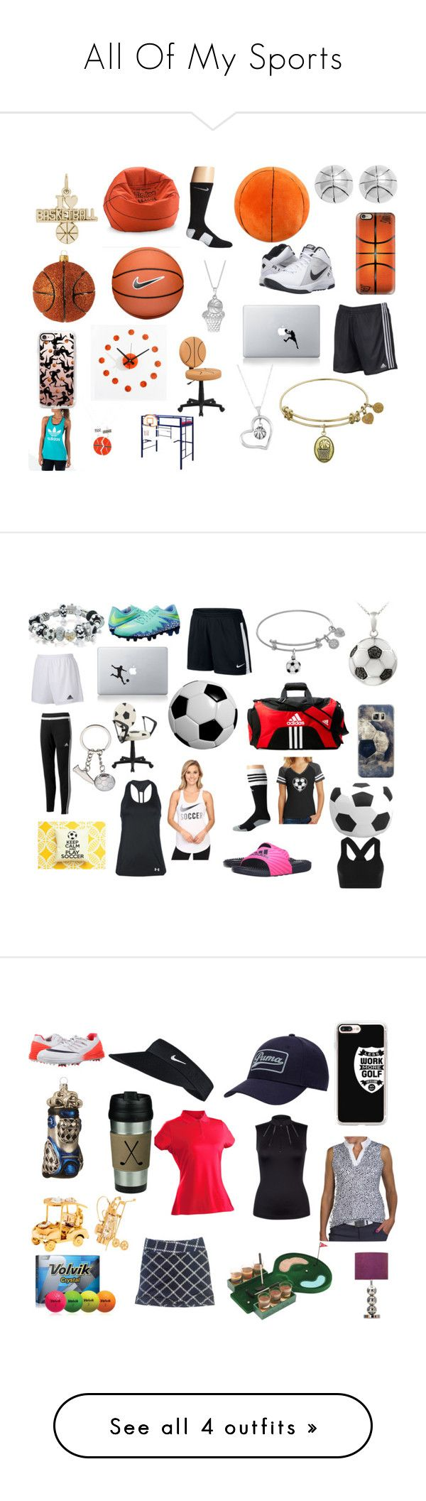 """""""All Of My Sports"""" by mbailey4 ❤ liked on Polyvore featuring Journee Collection, NIKE, Casetify, adidas, Rembrandt Charms, Nordstrom, Vinyl Revolution, Flash Furniture, Dayna U and DB Designs"""
