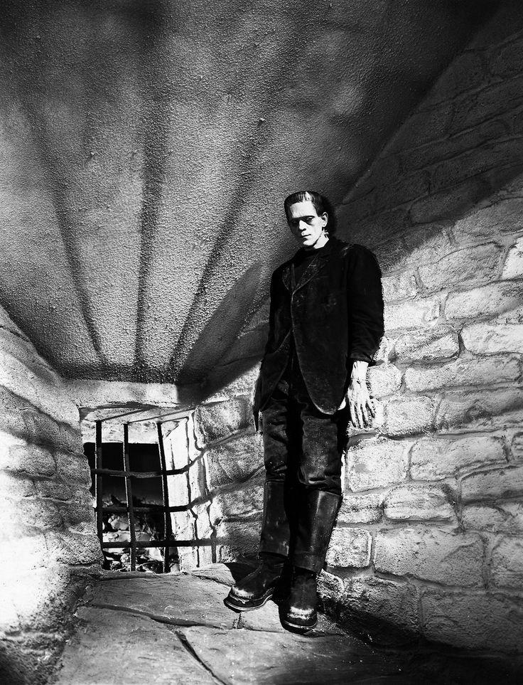 Frankenstein (1931). Director: James Whale. Cinematography: Arthur Edeson, Paul Ivano (uncredited).