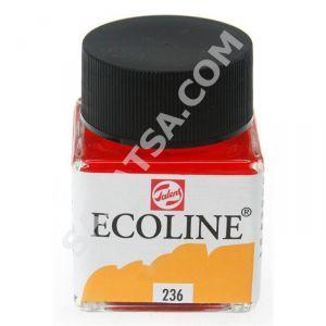 Talens Ecoline Sıvı Suluboya 30 ml. 236 Light Orange