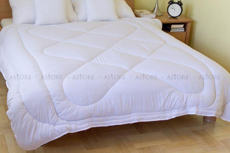 Kołdra letnia 200x220 biały