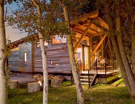 Wheelhaus: Rolling Cabin Designs Offer Small-Scale Comfort - WebEcoist