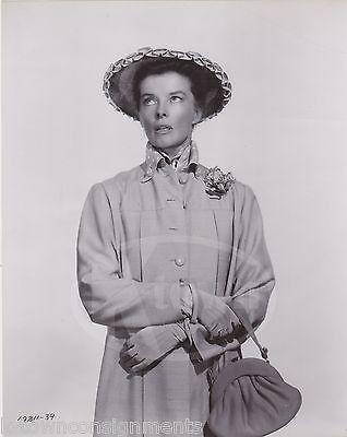 KATHARINE HEPBURN THE RAINMAKER ORIGINAL VINTAGE MOVIE PROMO PHOTO 1957