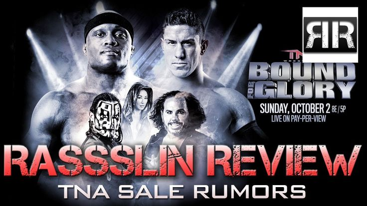 Rassslin Review: Pro Wrestling News - TNA Sale Rumors