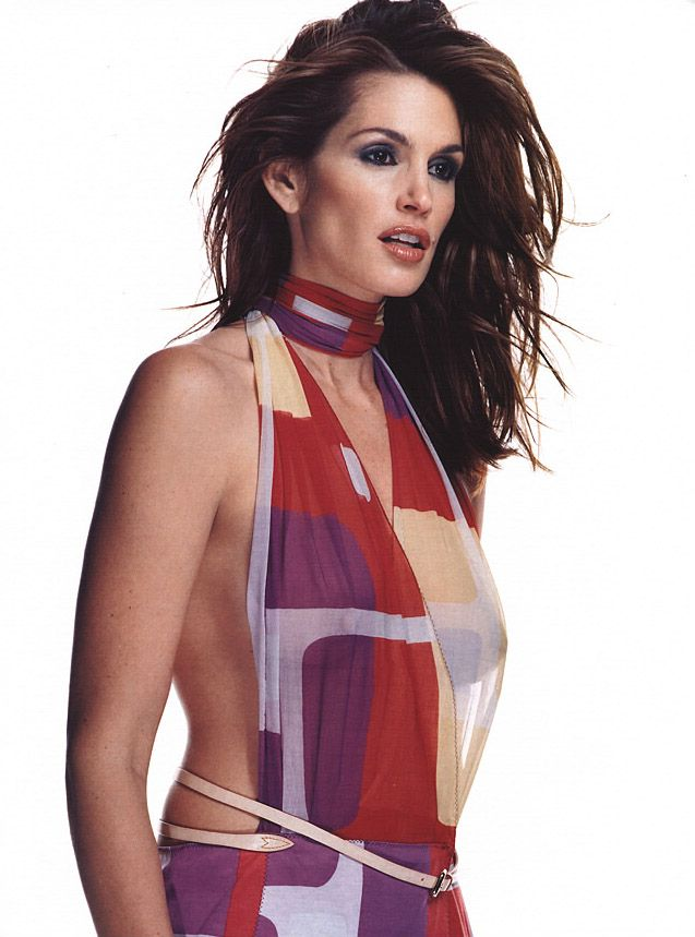 Cindy Crawford 2000