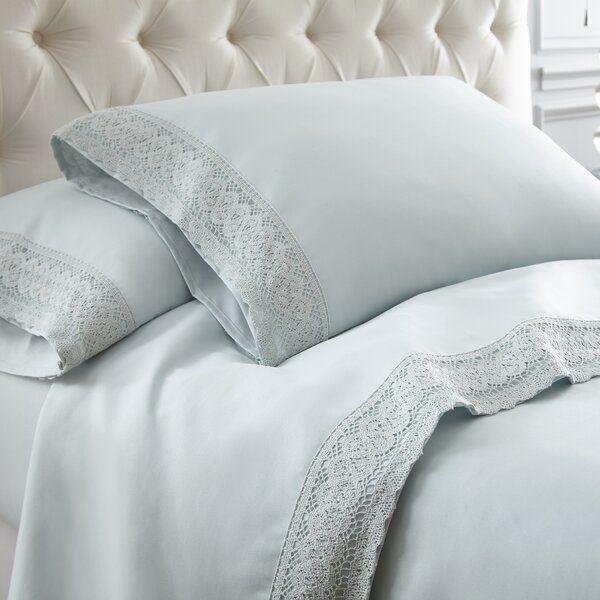 Yate Crochet Lace Sheet Set Reviews Joss Main Lace Sheets Queen Size Sheets King Size Sheets