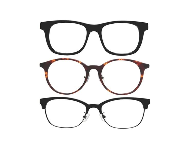 Series glasses