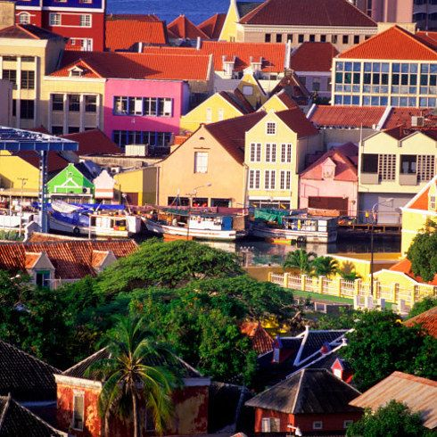 Willemstad, Curacao | From up-and-coming metropolises to tiny exotic locales, these are the places you might not know a lot about, but are totally worth the trip.