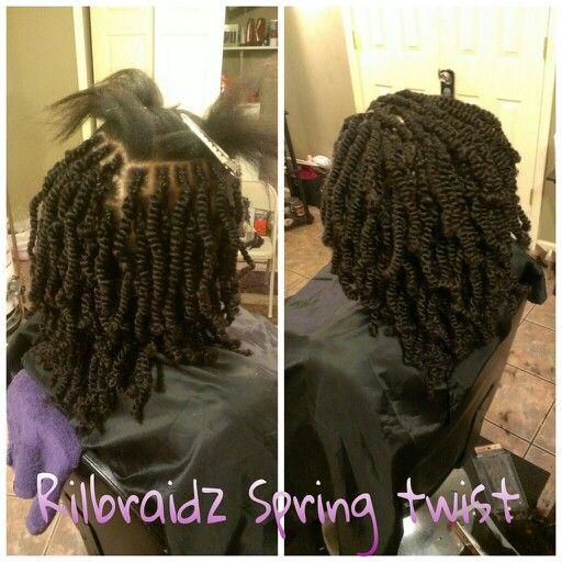 Rilbraidz braidery spring twist #dmv