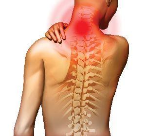 Kręgosłup – a problemy zdrowotne w innych częściach ciała