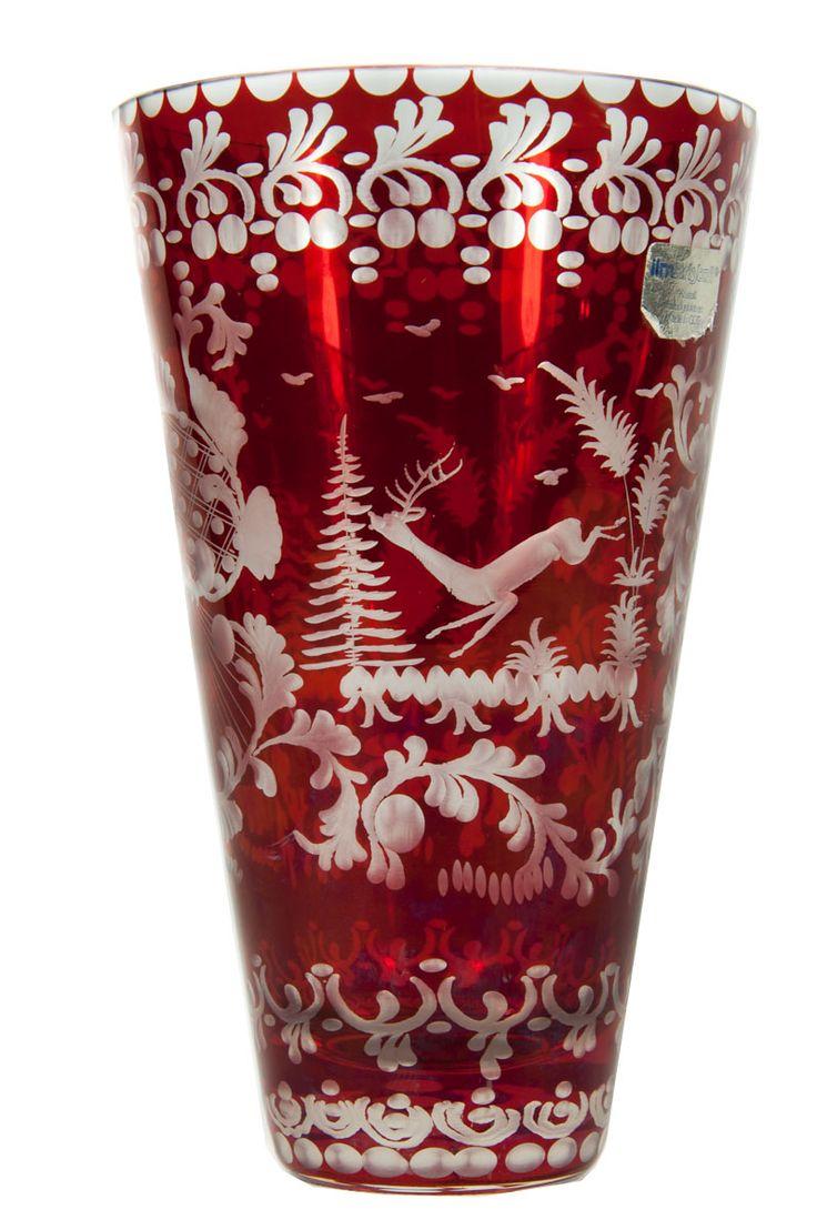 Bohemian Egermann glass