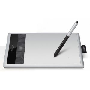Wacom CTH-670S-DE Bamboo Fun Pen and Touch Medium