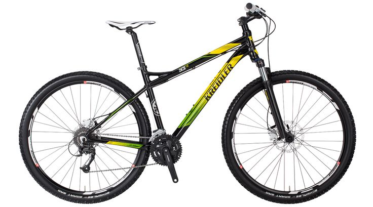 Dice 29er Shimano Acera 24-speed / Disc