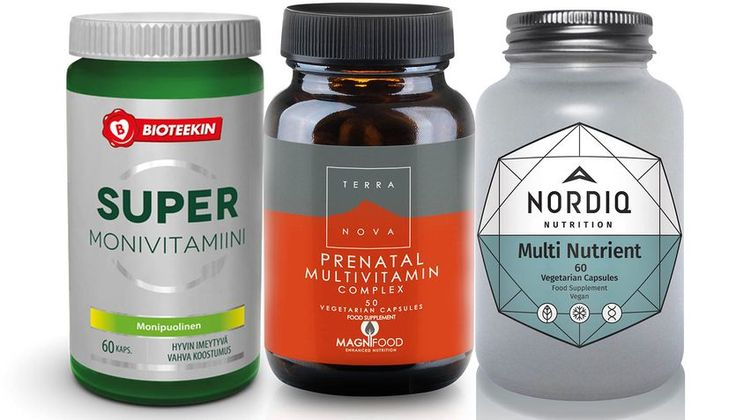 Should you take multivitamins? And if you do, which one would be a smart choice? (in Finnish).