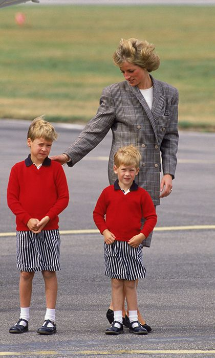 Princes William and Harry's most touching moments from Princess Diana documentary