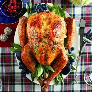 From fresh herb-butters, to maple glazes, spice rubs and a splash of sherry or bourbon — these are our best turkey recipes.