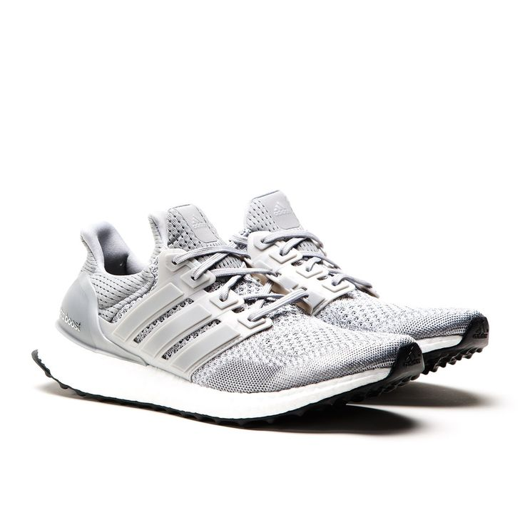 Adidas Ultra Boost Silver Metallic