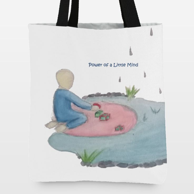 The 'power of a little mind' as play takes and sculpts an unseen but excelling imagination that shares his or her little castle of play. The little munchkin playing on a mat that opens a tiny glimpse into his or her thoughts... by Tate Devros