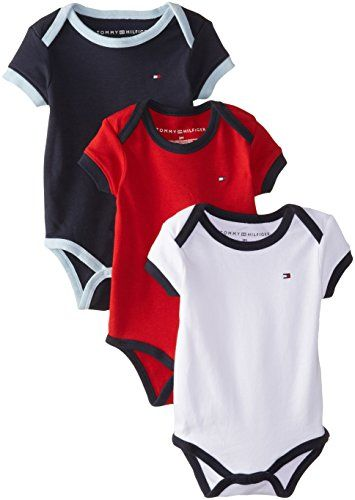 Tommy Hilfiger Baby-Boys Newborn 3 Pack Ken Bodysuit, Assorted, 3 Months Tommy Hilfiger http://www.amazon.com/dp/B00PPG2YTE/ref=cm_sw_r_pi_dp_27Y5wb0Q1K2B0