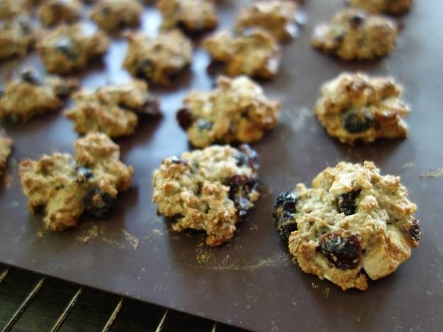 Easy Oatmeal biscuits