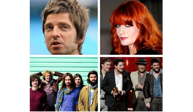 Grilla Lollapalooza Argentina 2016: Noel Gallagher, Florence & The Machine, Tame Impala y más