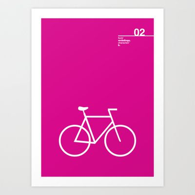 02_WEBDINGS_b Art Print by Iris & Floss - $18.00