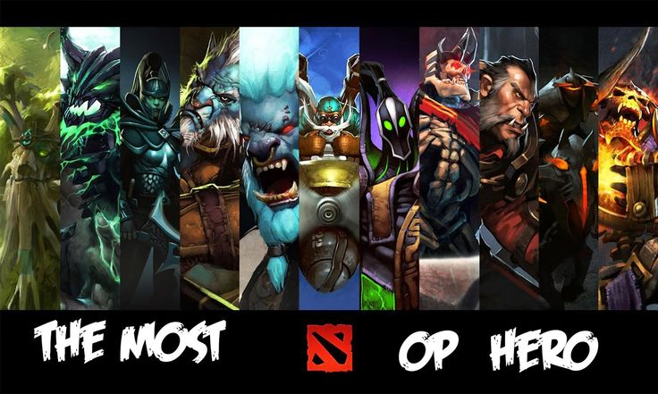 The Best Heroes on DOTA 2 to Escape MMR Hell (Tips) | Web Junkies Blog