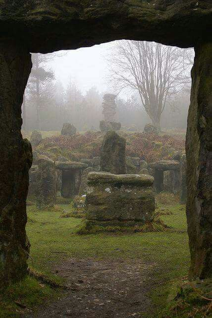 Druid Temple, England
