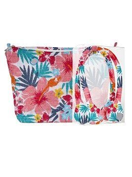 o bag kit canvas mini hawaiano