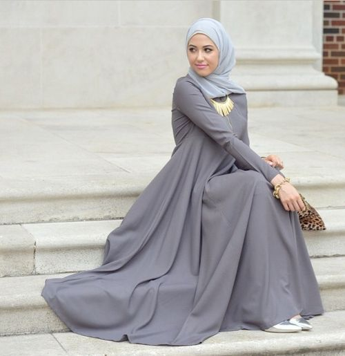 Hijab is my crown, fashion is my passion,enjoy :)