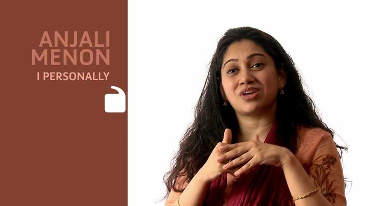 I Personally - Anjali Menon - Part 01