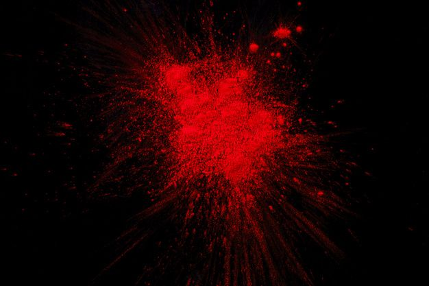 Download Splash Of Red Paint On Black Surface For Free Paint Splash Background Red Paint Black Background Images