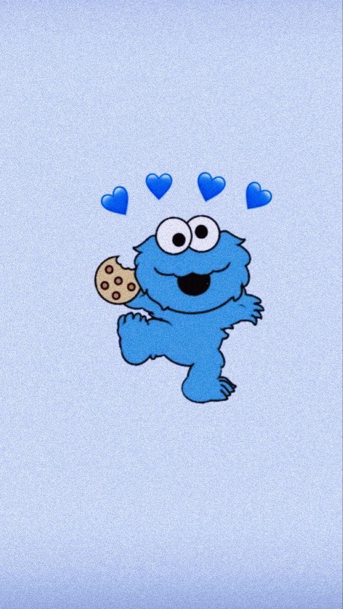 Cookie Monster Wallpaper Cookie Monster Wallpaper Cute Disney Wallpaper Cookie Monster Wallpaper Iphone
