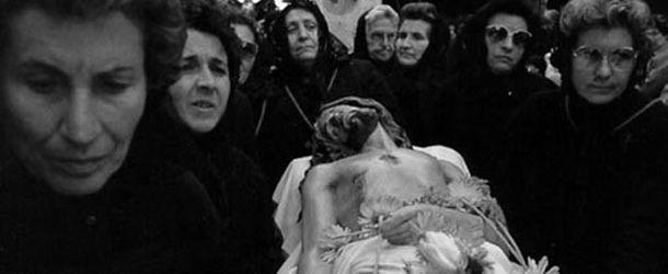 Processione Gesù morto