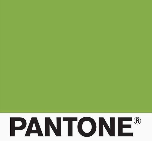 В цвете Pantone