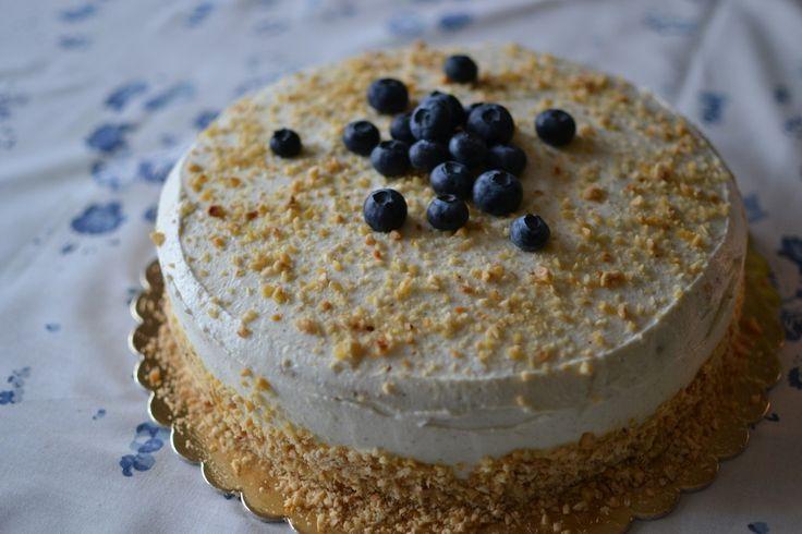 Zdravý mrkvový dort :-)
